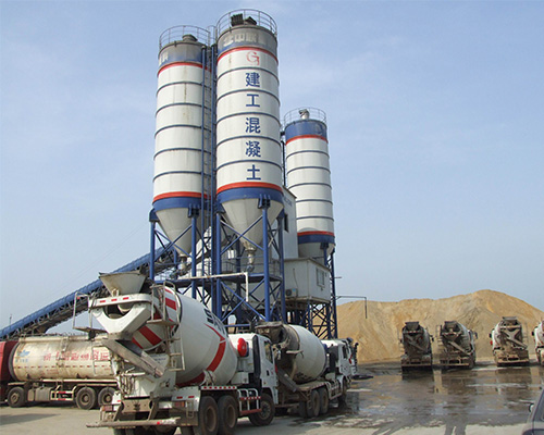 混凝土工程配套设施