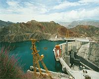 建设中的水利水电工程